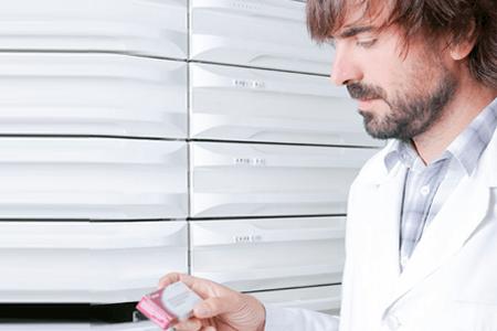 Drug Storage Management